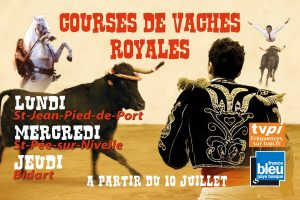 course de vaches royales 300x200 - Ecuries Fantagaro -  -  -