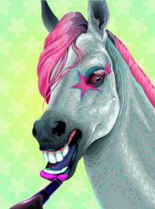 stage équitation aux écuries fantagaro carnaval