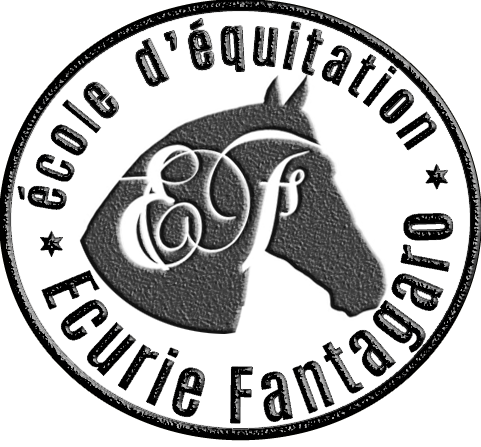 logo écurie fantagaro école équitation centre equestre ahetze