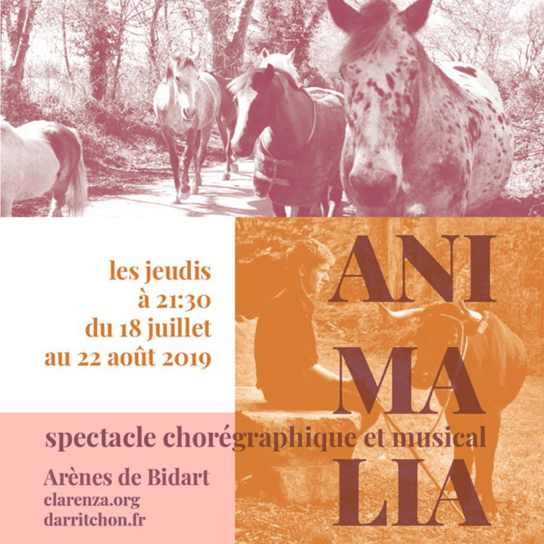 ANIMALIA, spectacle chorégraphique et musical