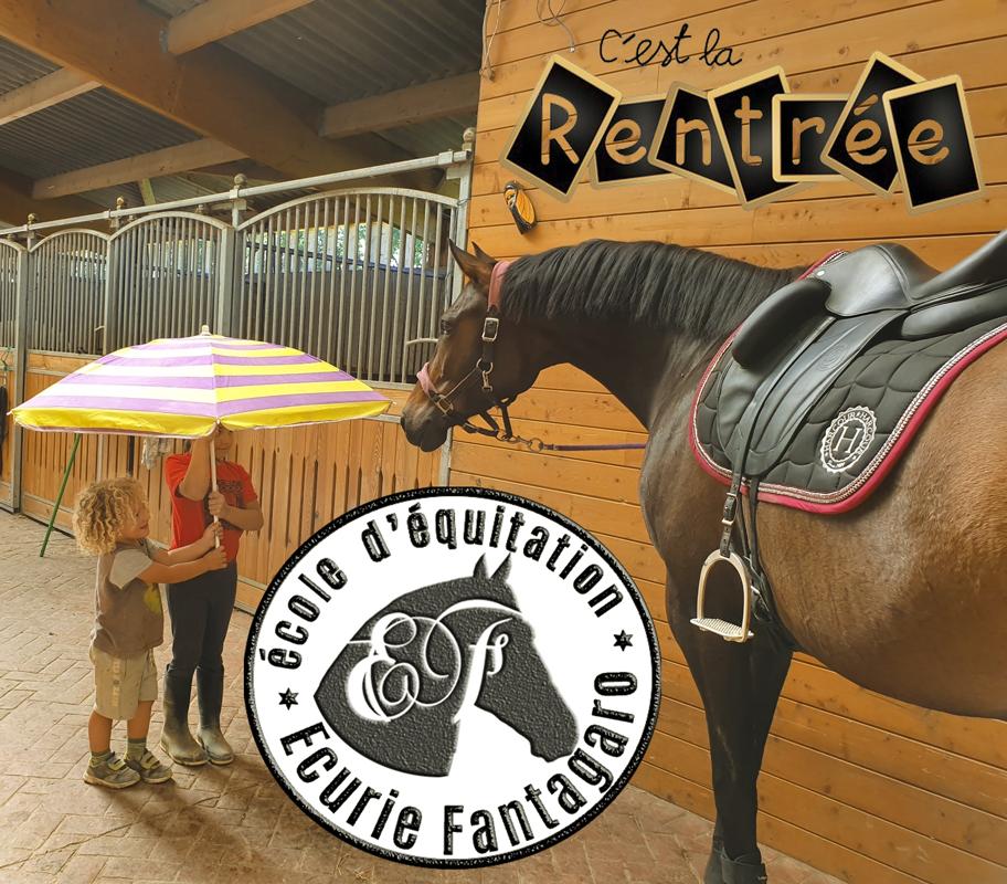 Rentree 2020 2021 Club Ecurie Fantagaro